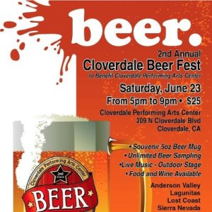 2nd Annual Cloverdale Beer Fest