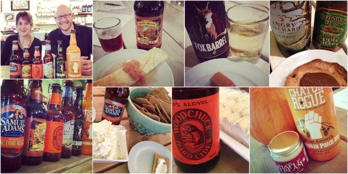 Harvest Ale Beer Pairing Sonoma