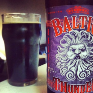 Victory Brewing Baltic Thunder