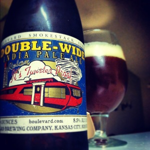Boulevard Brewing: Smokestack Series - Double-Wide IPA