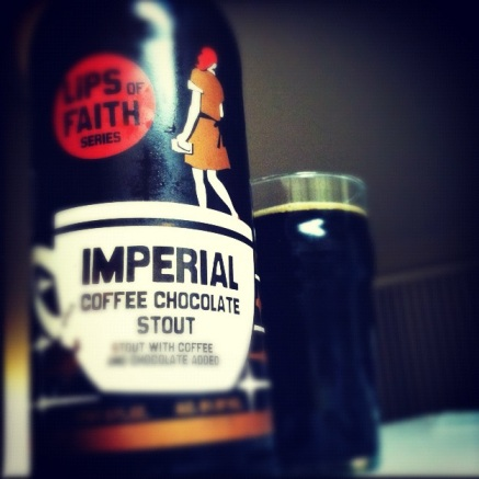 New Belgium Lips of Faith Series: Imperial Coffee Chocolate Stout