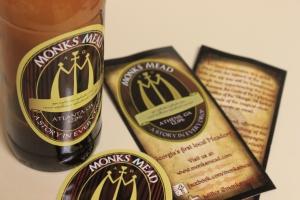 Monk's Mead marketing