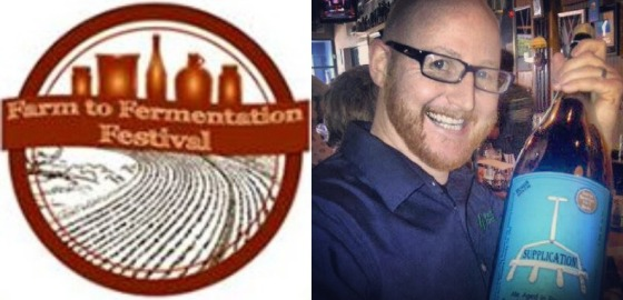 Farm to Fermentation Festival