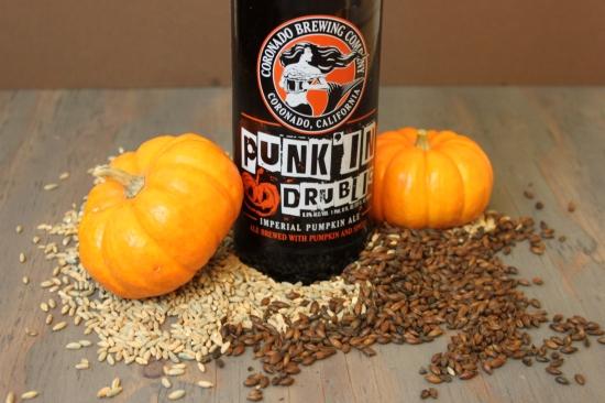 Coronado Brewing Punk'in Drublic