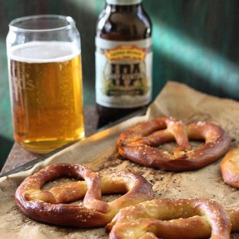 Pretzel's and Beer